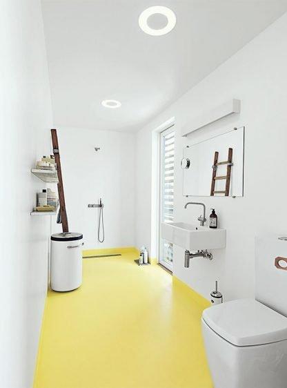 resina per pavimenti gialla colorpoint