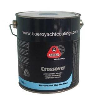 BOERO CROSSOVER ANTIVEGETATIVA AUTOLEVIGANTE - PIRATE - 2,50 LT BLU - colorpoint