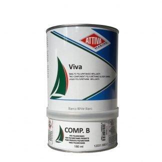 VIVA SMALTO POLIURETANICO 0,75 LT BOERO (A+B)-COLORPOINT