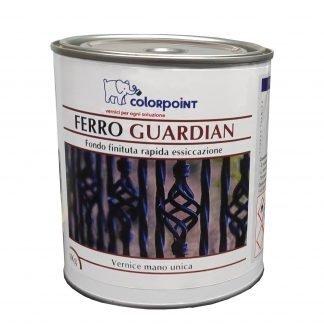 Ferro Guardian vernice per ferro antiruggine mano unica fondo finituracolorpoint